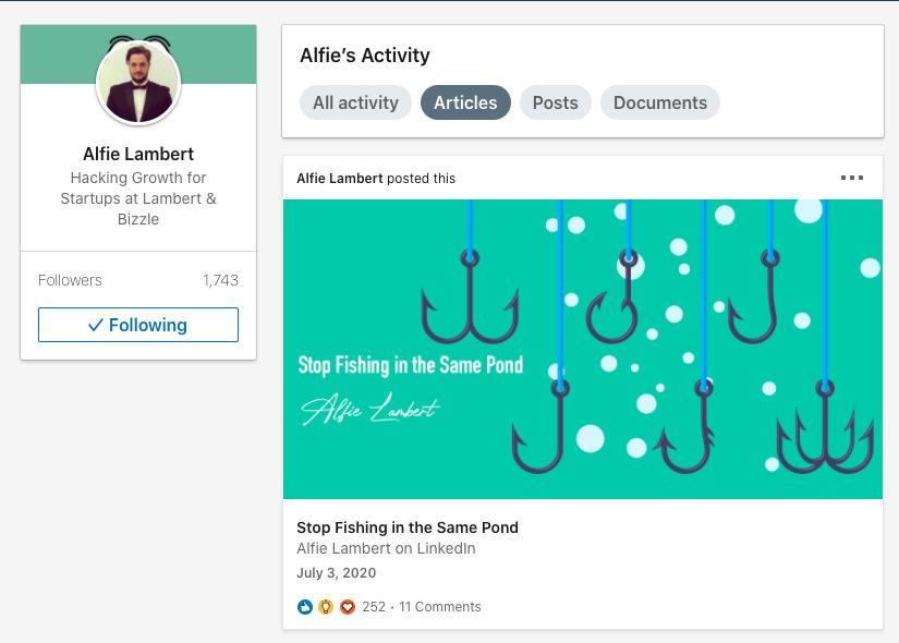LinkedIn Influencer Marketing: Target