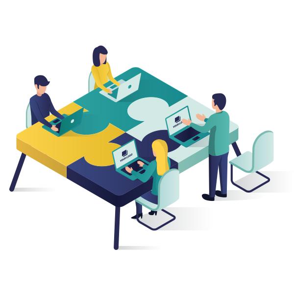 LinkedIn Influencer Marketing: Teamwork