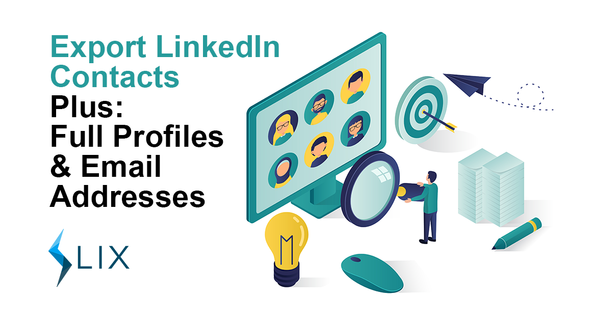 Export LinkedIn Contacts